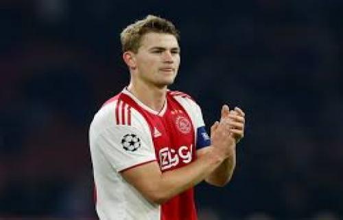 Matthijs De Ligt sepakat ke Juventus